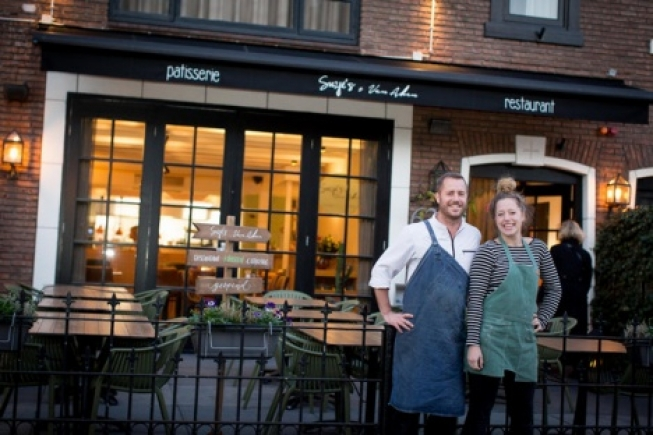 Suzanne van Haaster en Tom van Aken: Suzie's & Van Aken