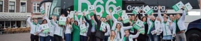 Kandidatenlijst D66 Leiden definitief