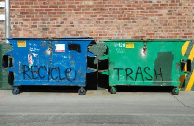 Afval: Meer scheiden in Leiden