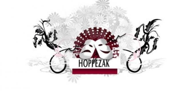 Erepenning van de stad Leiden voor Hoppenzak kledingverhuur