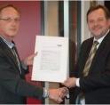 van Dorp Installaties ontvangt CO2-bewust certificaat