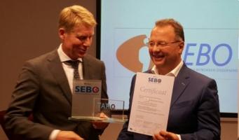 TARQ behaalt Keurmerk voor Sociaal Economisch Betrokken Onderneming (SEBO)