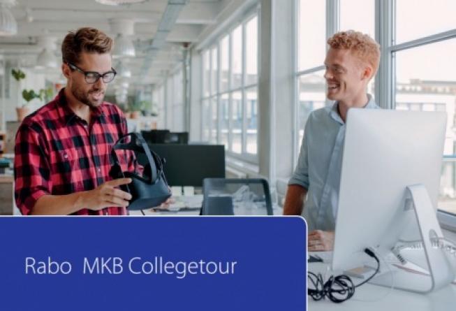 Doe mee met de Rabo MKB Collegetour