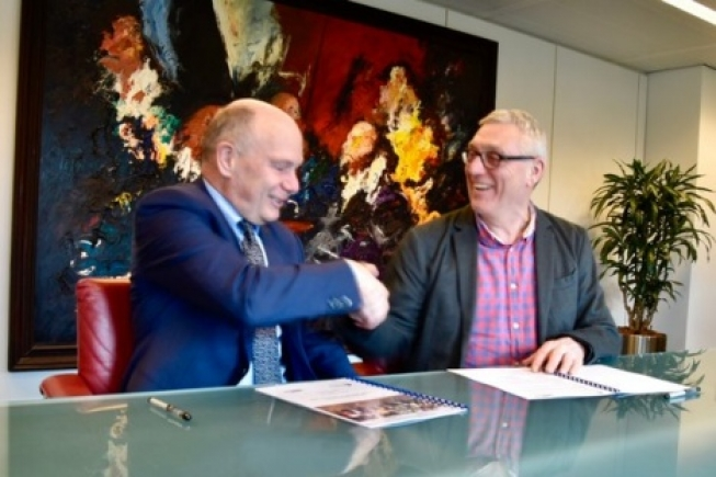 De 21 van Zorg en Zekerheid blijft vaste waarde voor Leiden Marathon