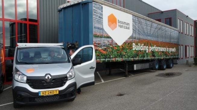 Bosman Van Zaal komt naar Green Park Aalsmeer