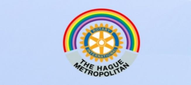 Sponsoractie van Rotary Club The Hague Metropolitan