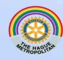 Sponsoractie van Rotary Club The Hague Metropolitan