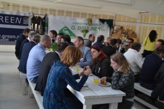 GREEN en Bruijnes organiseren Ronald McDonald Business Breakfast in De Baronie