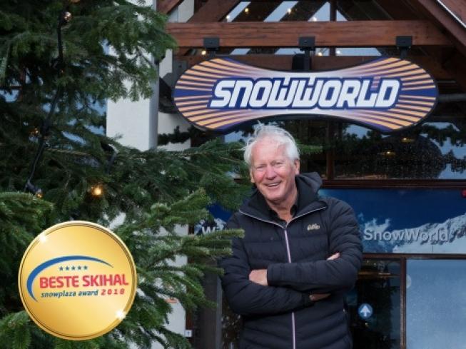 SnowWorld Zoetermeer beste skihal 2018