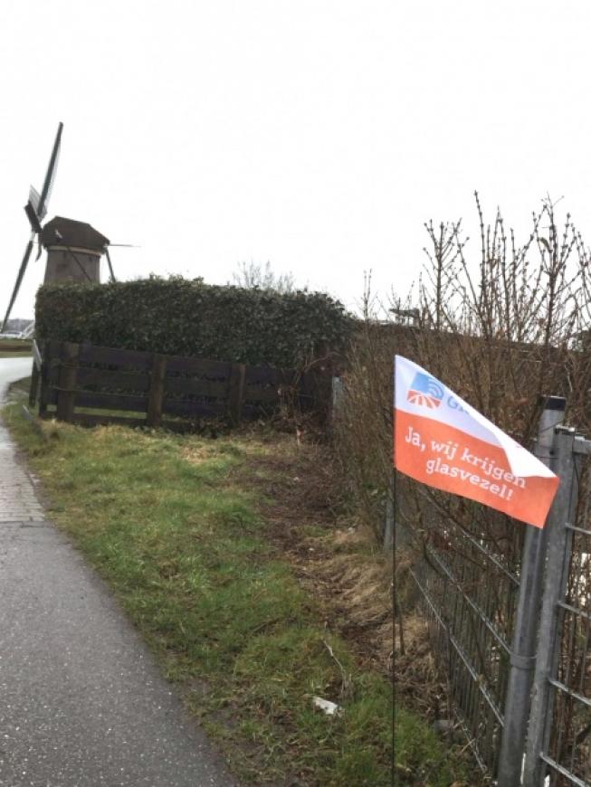 Kaag en Braassem, Nieuwkoop en Teylingen-Oost krijgen glasvezel