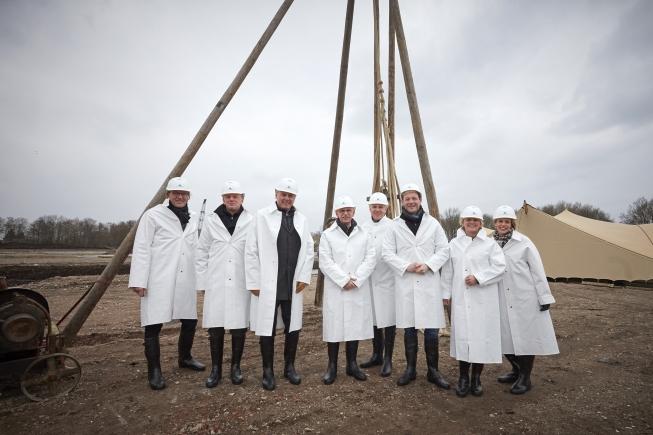 GREEN start bouw nieuwe fase in Landal De Reeuwijkse Plassen
