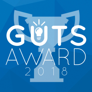 The Guts Award 2018