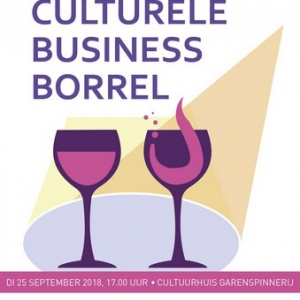 Culturele Business Borrel Gouda