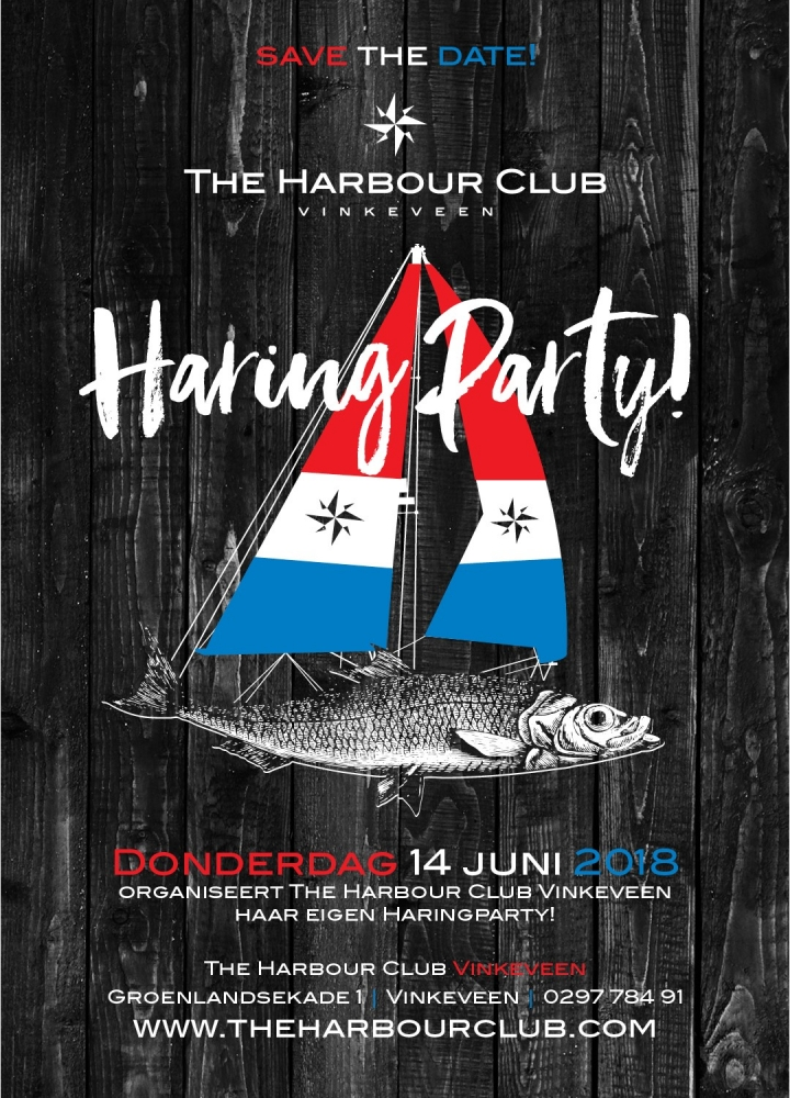 Haring Party!