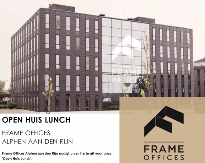 Frame Offices organiseert 'Open Huis Lunch'